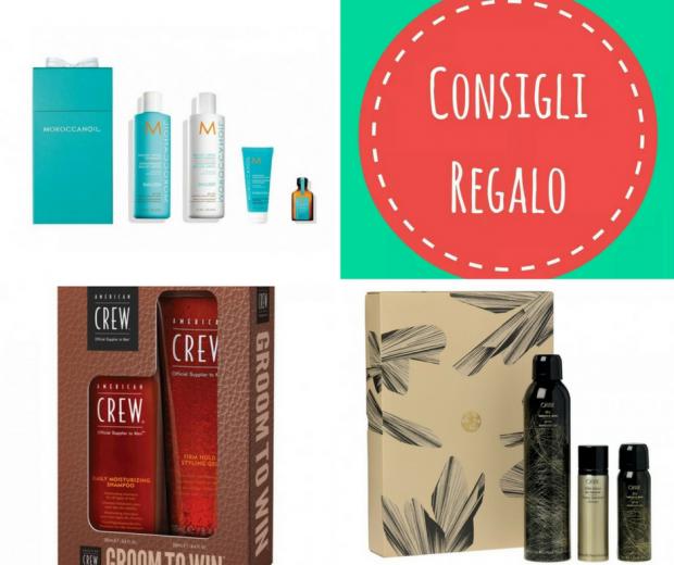 Cofanetti regalo di prodotti per la bellezza dei capelli for Consigli regalo